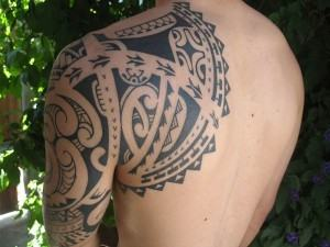 Desenhos de tattoo maori. (6)
