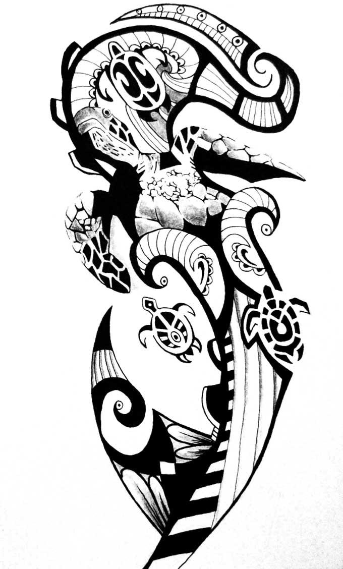Tatuagem Maori Desenhos E Significados Desta Cultura - Simbologia-maori-significado