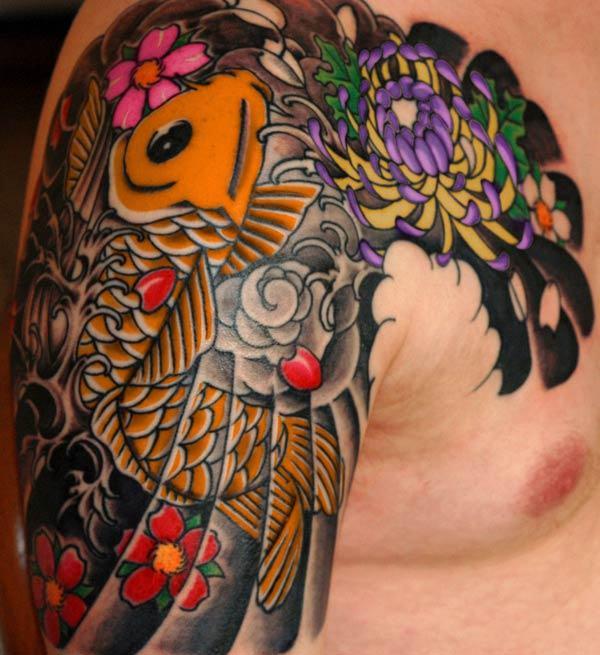 significado das tatuagens para ombro