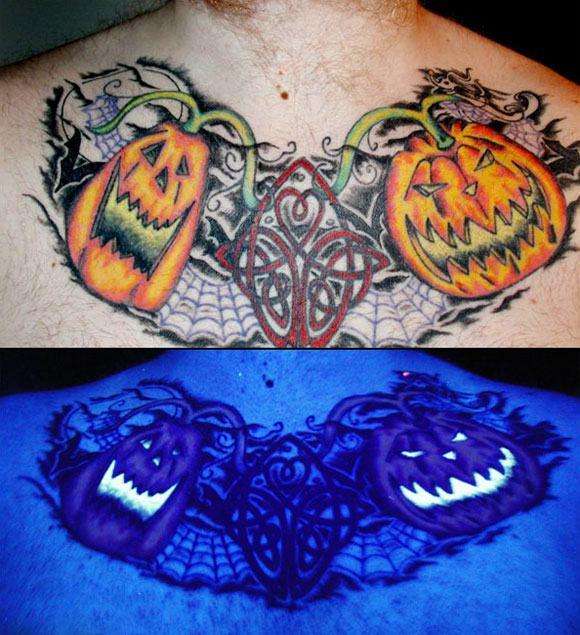 Resultado de imagem para tatuagem ultravioleta